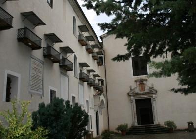Il Convento alcantarino